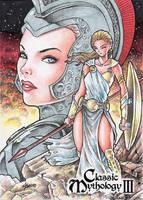 Athena - Norvien Basio by Pernastudios