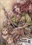 Freyja - Juri H. Chinchilla by Pernastudios