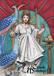 Hera - Babisu Kourtis by Pernastudios