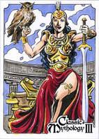 Athena - Sam Agro by Pernastudios