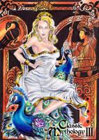 Hera - Achilleas Kokkinakis by Pernastudios