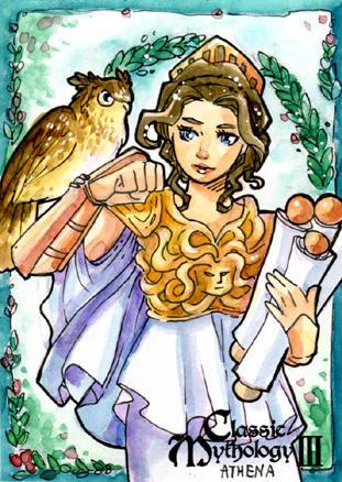 Athena - Hanie Mohd by Pernastudios
