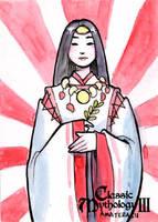Amaterasu - Hanie Mohd by Pernastudios