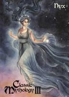 Nyx Base Card Art - Athina Poda Konstantinidou by Pernastudios