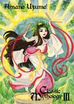 Amano Uzume Base Card Art - Jeena Pepersack by Pernastudios