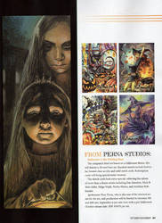 Non-Sport Update Magazine October/November by Pernastudios