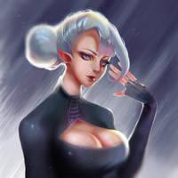 Elf by DziKawa