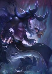 Malfurion from World of Warcraft by DziKawa
