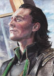 Loki - My Army Is Coming by Kefalion