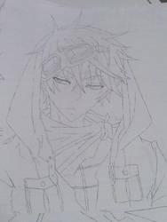 Gareki from Karneval by AnimeManga4Evermore