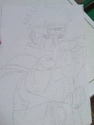 Pain from Naruto Shippuden by AnimeManga4Evermore