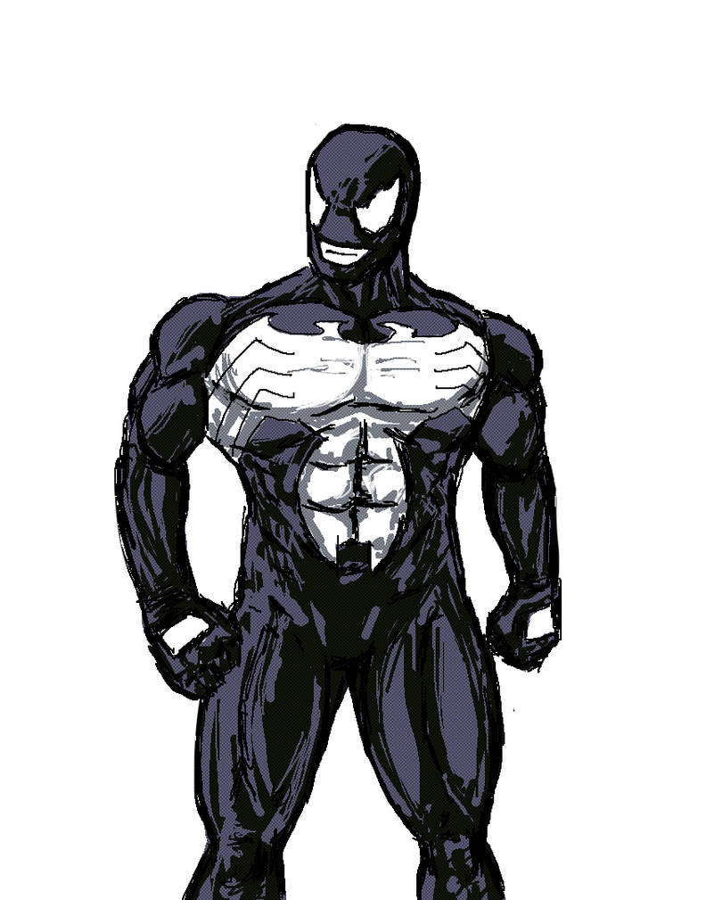 Venom by Larryhazard