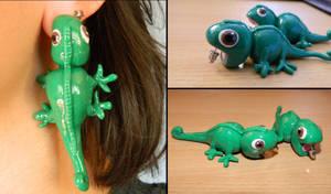 Tangled Pascal by laydiKroft