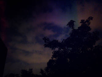 Night Sky by deeabc