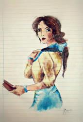 Elizabeth by deeabc