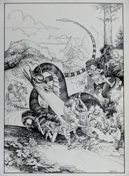 Farmer  Giles of Ham by Boban-Savic-Geto