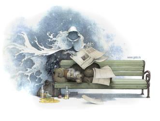 Homeless by Boban-Savic-Geto