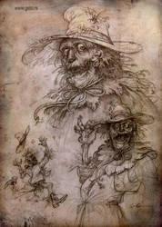 Scarecrow 01 by Boban-Savic-Geto