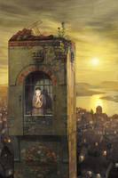 In prison by Boban-Savic-Geto