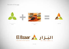 The birth of the logo by designer163
