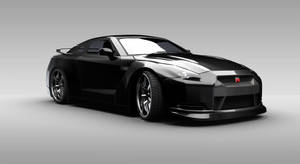 Nissan GTR Final UPDATE by gbpackers