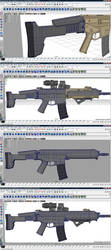 Bushmaster ACR WIP by gbpackers