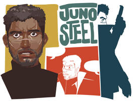 juno steel by dogcleric