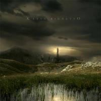 Forgotten tower by Black-Nemesi