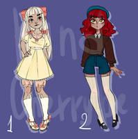 Collab adopts open (1\2) by cherry----pie
