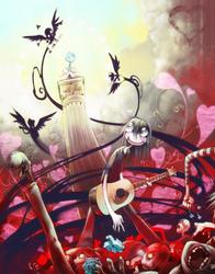 Rachel-Bells by shirotsuki