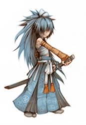 Samurai '09 by shirotsuki