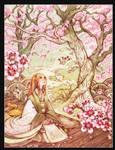 AUSA 2013 - Hanami by shirotsuki