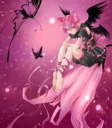 Imp Pink - commission by shirotsuki