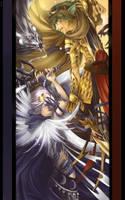 .Cross and Glory. by shirotsuki