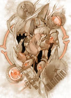 Mechanism - S13 art by shirotsuki