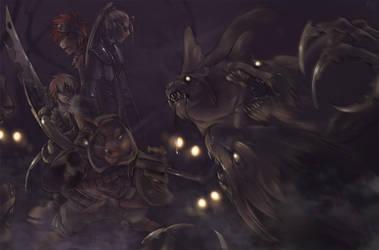 No Fear - S13 art by shirotsuki