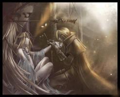 My Angel - commission by shirotsuki