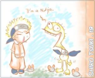 Im a Ninja - ID by shirotsuki