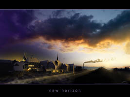 New Horizon by troody