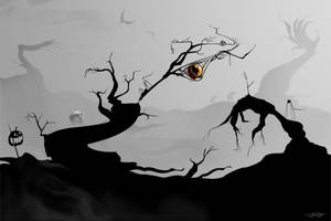 Eye of the tree by troody