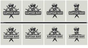 Kapitan Navi Logotype by Delicious-Daim