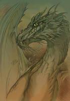 Drago dei Boschi by RuaCharl