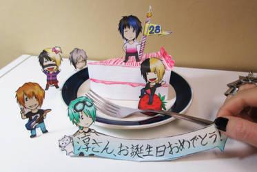 ~Happy Birthday Jun~ by TwistTieKlepto