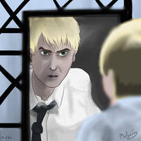 20150203 Draco Malfoy by zeravlam