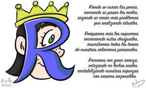 DailySketch + EscritoDiario 322 Cuentiembre R by zeravlam