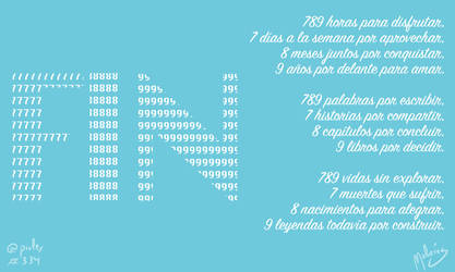 DailySketch + EscritoDiario 334 Cuentiembre 30 789 by zeravlam