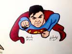 Superman by zeravlam