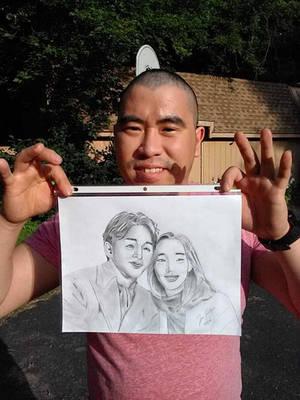 Goblin (Korean Drama) Drawing by ManHoPark