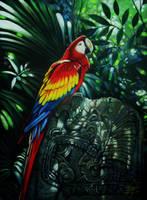 Mayan Stella by gomezarts
