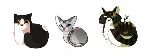 Cats! by AkaPanuka